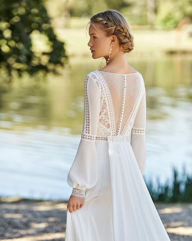 Robe de mariée Alma Novia Waris