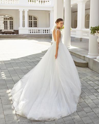 Robe de mariée Adriana Alier Sefin