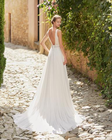 Robe de mariée Alma Novia Masty