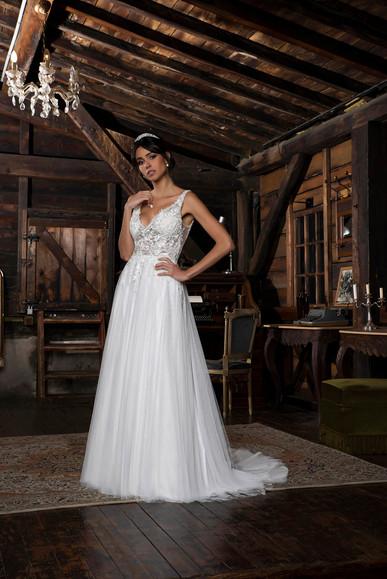 Robe de Mariée Couture Nuptiale Calipso