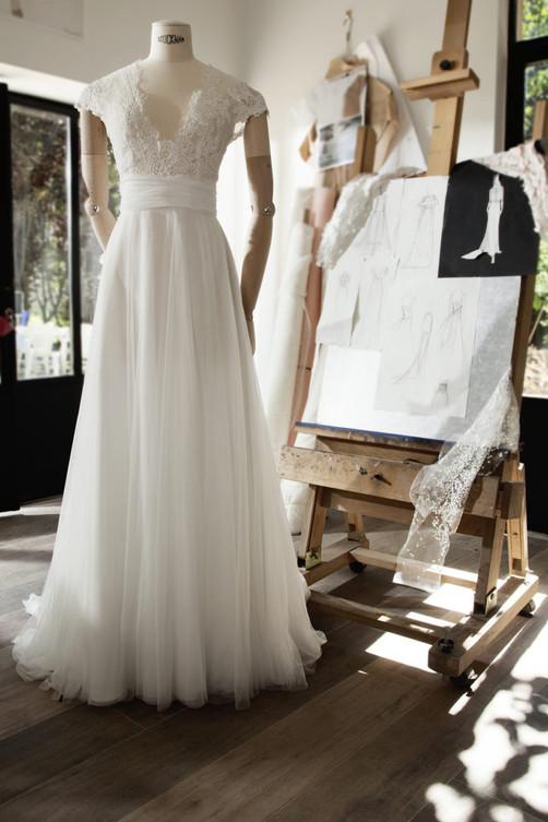Robe de mariée Cymbeline Angel