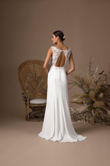 Robe de mariée Atelier Nuptial Danitza