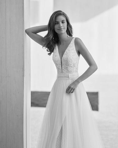 Robe de mariée Rosa Clara Gally