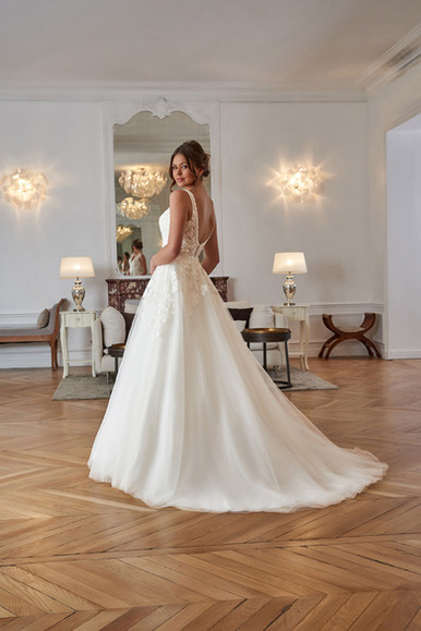 Robe de mariée Couture Nuptiale Elvira