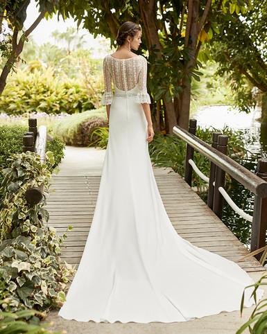 Robe de mariée Adriana Alier Zahar