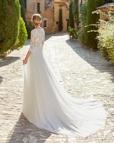 Robe de mariée Alma Novia Miravet