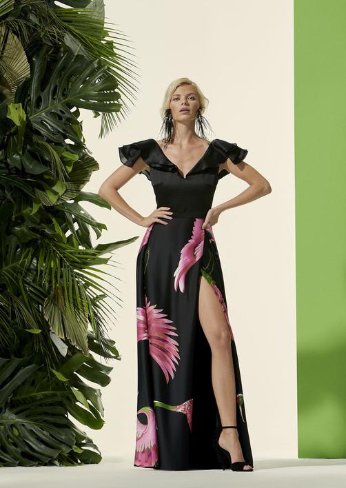Robe de cocktail Carla Ruiz 96710
