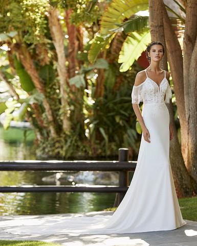 Robe de mariée Adriana Alier Zacari