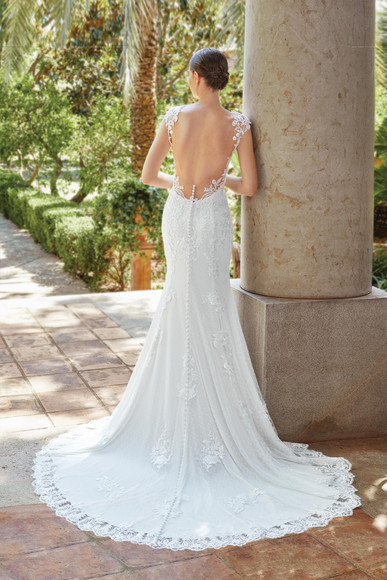 Robe de mariée Sincerity 44204