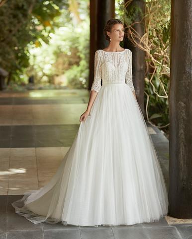 Robe de mariée Adriana Alier Zelig