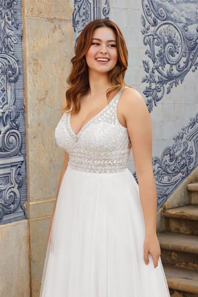 Robe de mariée Sincerity 44120