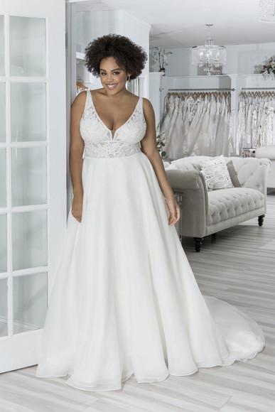 Robe de mariée Sincerity 44262
