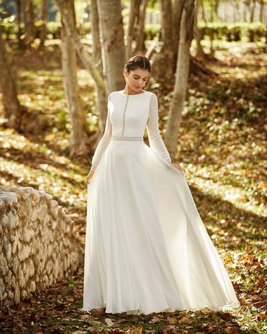 Robe de mariée Alma Novia Obed
