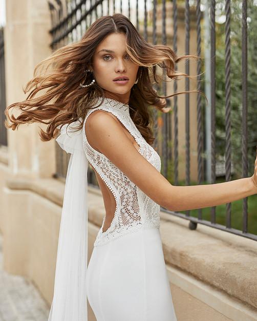 Robe de mariée Rosa Clara Tamesis
