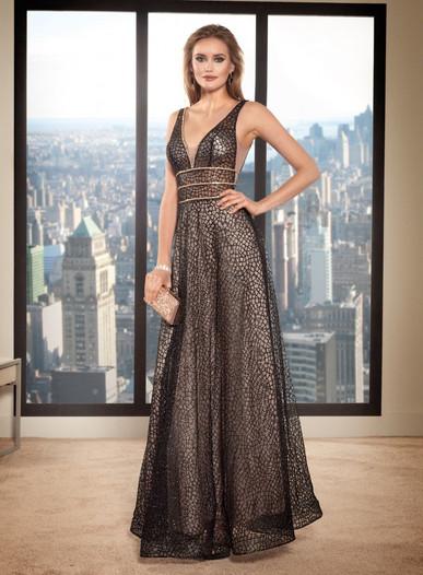 Robe de cocktail Susanna Rivieri 309150