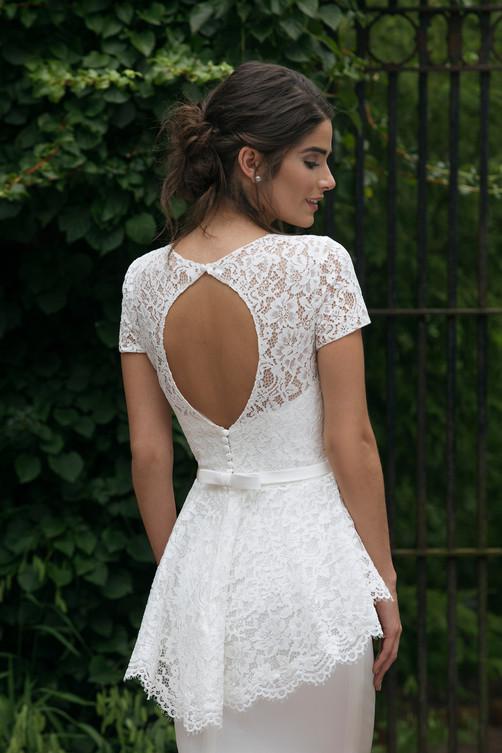 Robe de mariée Sincerity 44040