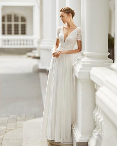 Robe de mariée Adriana Alier Sady