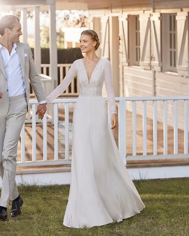Robe de mariée Rosa Clara Lennox