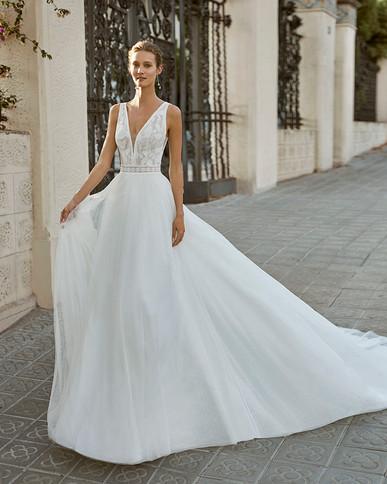 Robe de mariée Luna Novias Feliz