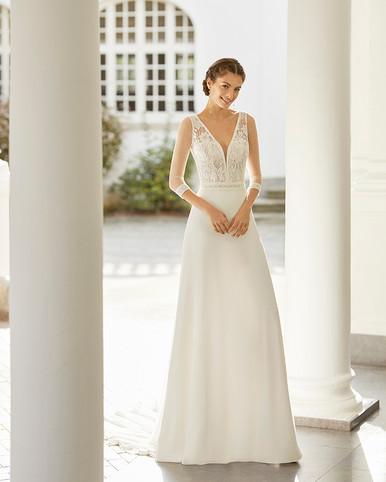 Robe de mariée Adriana Alier Salder