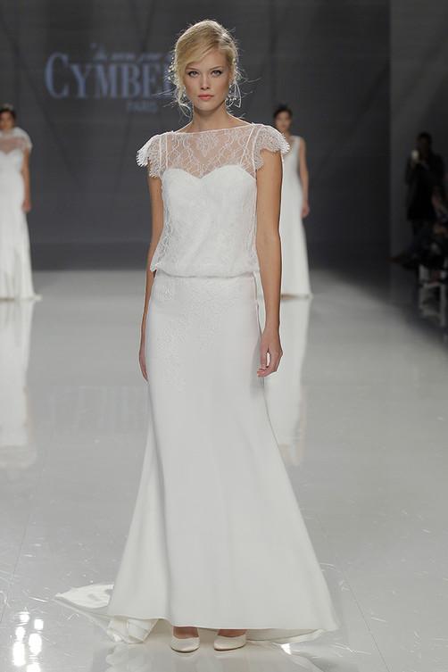 Robe de mariée Cymbeline Canelle