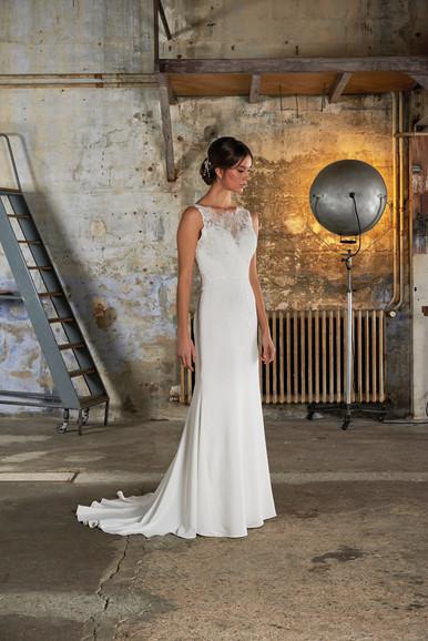 Robe de mariée Atelier Nuptiale Jacinthe
