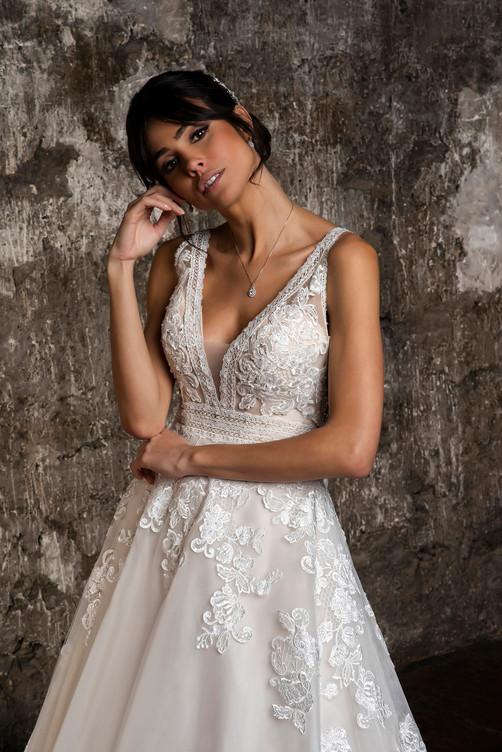Robe de Mariée Couture Nuptiale Colette