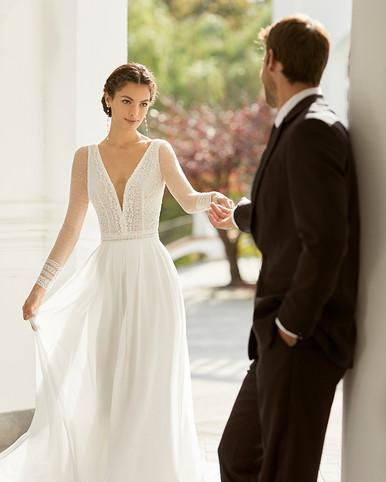 Robe de mariée Adriana Alier Safic