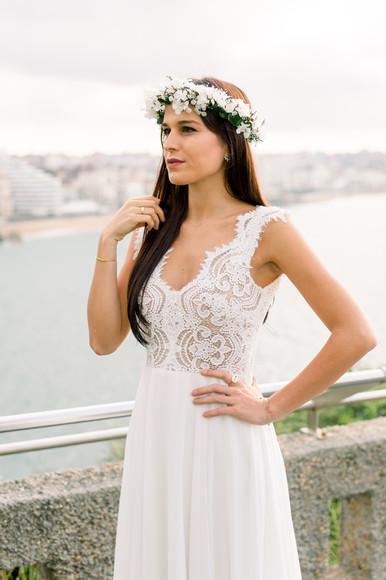 Robe de mariée Angeola Meghane