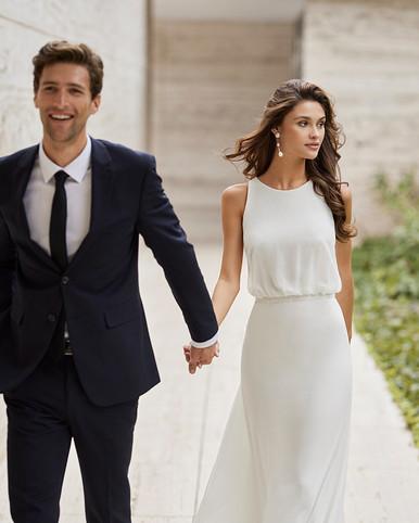 Robe de mariée Rosa Clara Nael