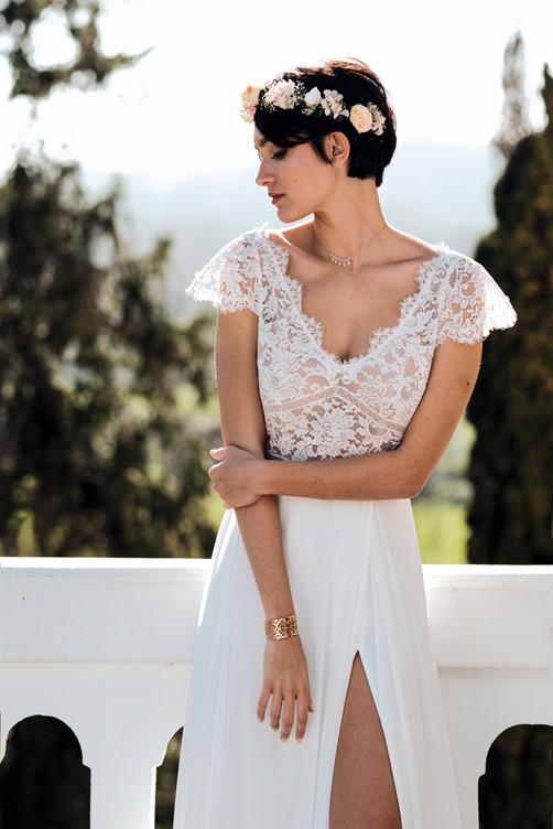 Robe de mariée Angeola Paradis