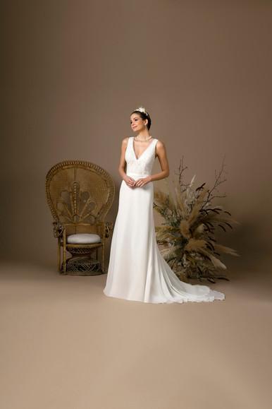 Robe de mariée Atelier Nuptial Dafna