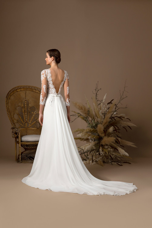 Robe de mariée Atelier Nuptial Dona