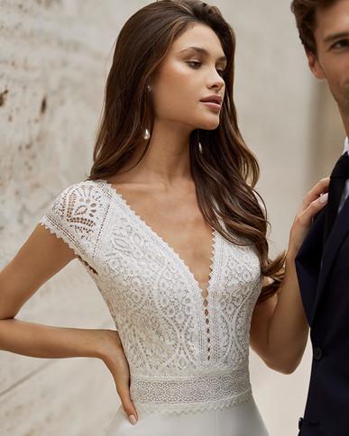 Robe de mariée Rosa Clara Naoky