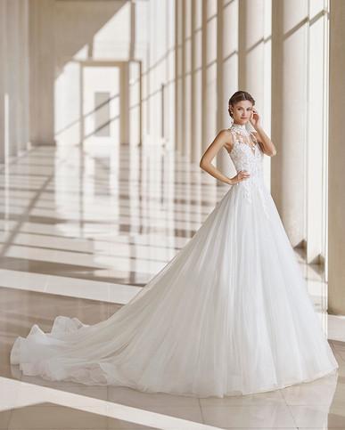 Robe de mariée Rosa Clara Nias