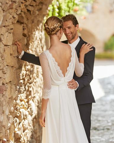 Robe de mariée Alma Novia Maelia