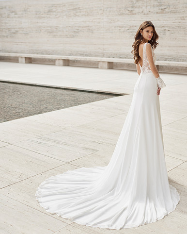 Robe de mariée Rosa Clara Naray