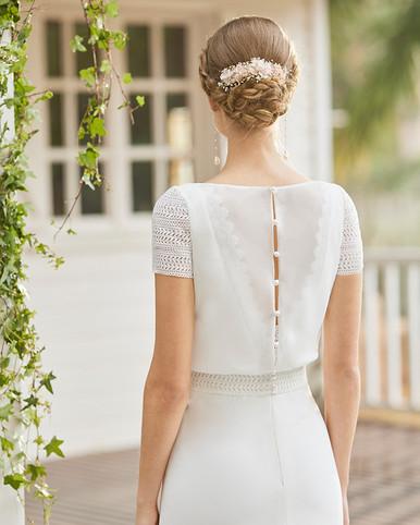 Robe de mariée Rosa Clara Lea
