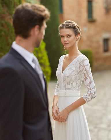 Robe de mariée Alma Novia Medes