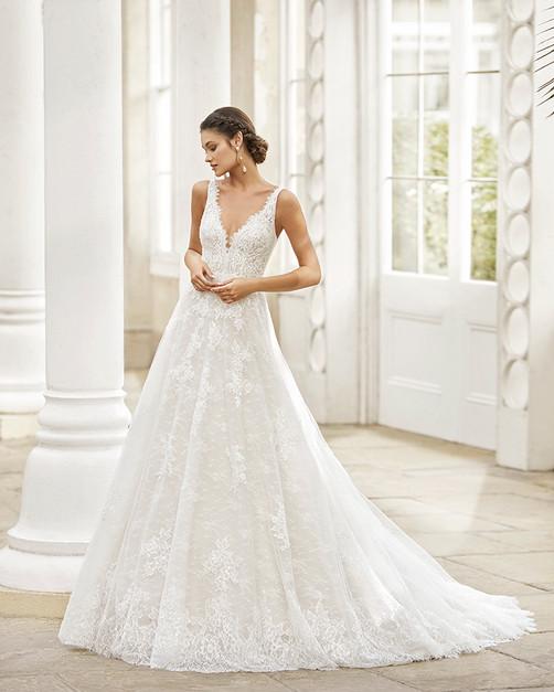 Robe de mariée Rosa Clara Teruel