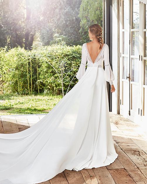 Robe de mariée Rosa Clara Caimad