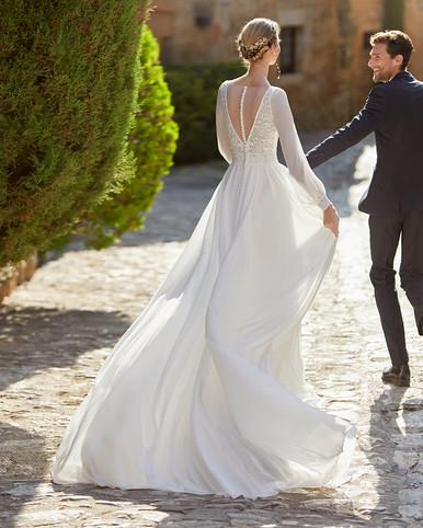 Robe de mariée Alma Novia Marvis