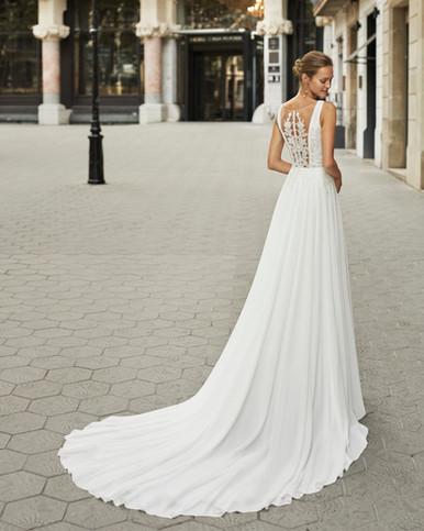Robe de mariée Luna Novias Fabula