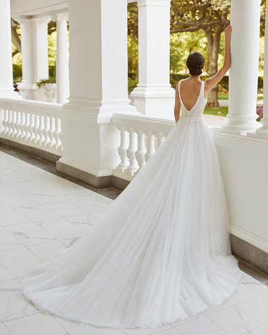 Robe de mariée Adriana Alier Sendy