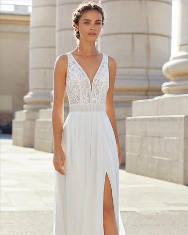 Robe de mariée Luna Novias Yadera