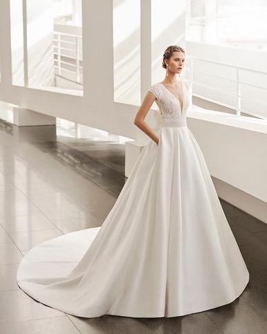 Robe de mariée Rosa Clara Norber