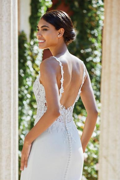 Robe de mariée Sincerity 44190