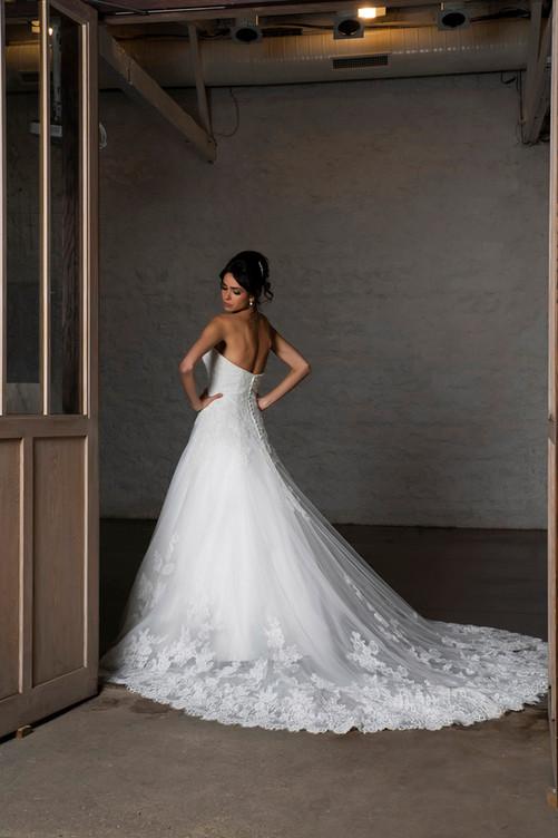Robe de Mariée Couture Nuptiale Calista