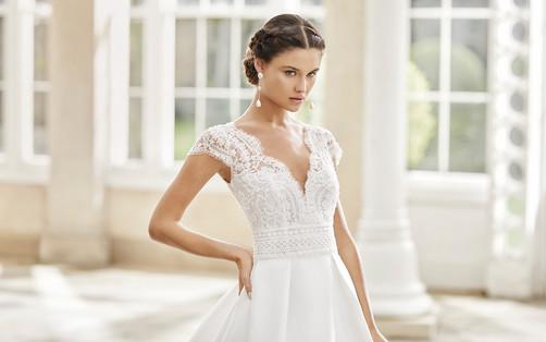 Robe de mariée Rosa Clara Torino