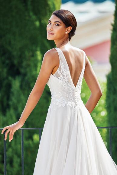 Robe de mariée Sincerity 44218
